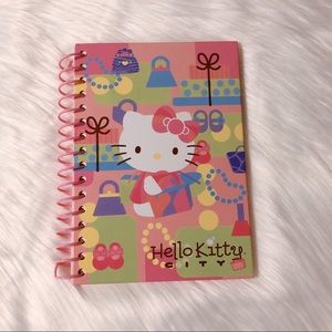 New Hello Kitty Notebook / Journal